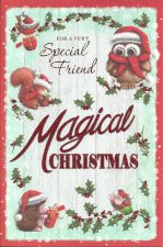 Special Friend - Christmas Card