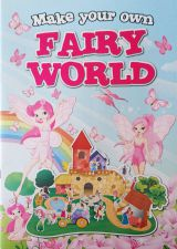 Fairy World 3D Construction Book - Make Your Own