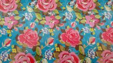 Roses Gift Wrapping Paper Sheet