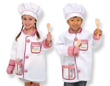Melissa & Doug Chef Fancy Dress Outfit
